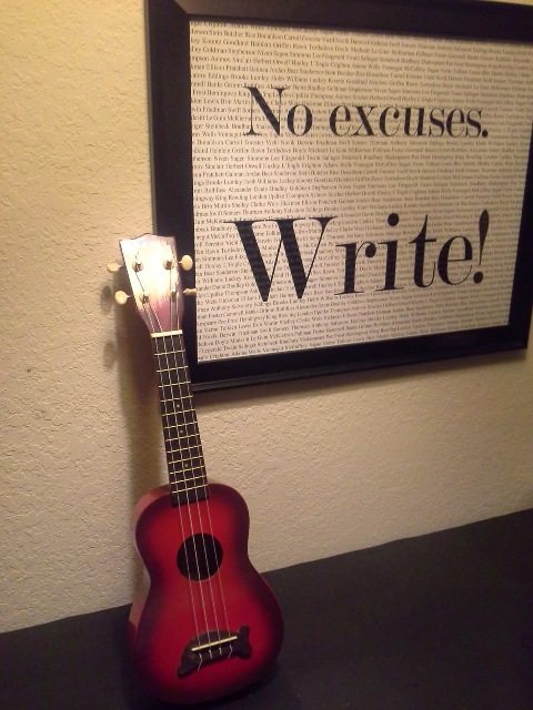 Ukulele: A Lesson in Writing