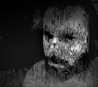 Flash Fiction: The Pixelated Man